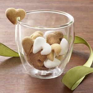 Terrones de azúcar para enamorados