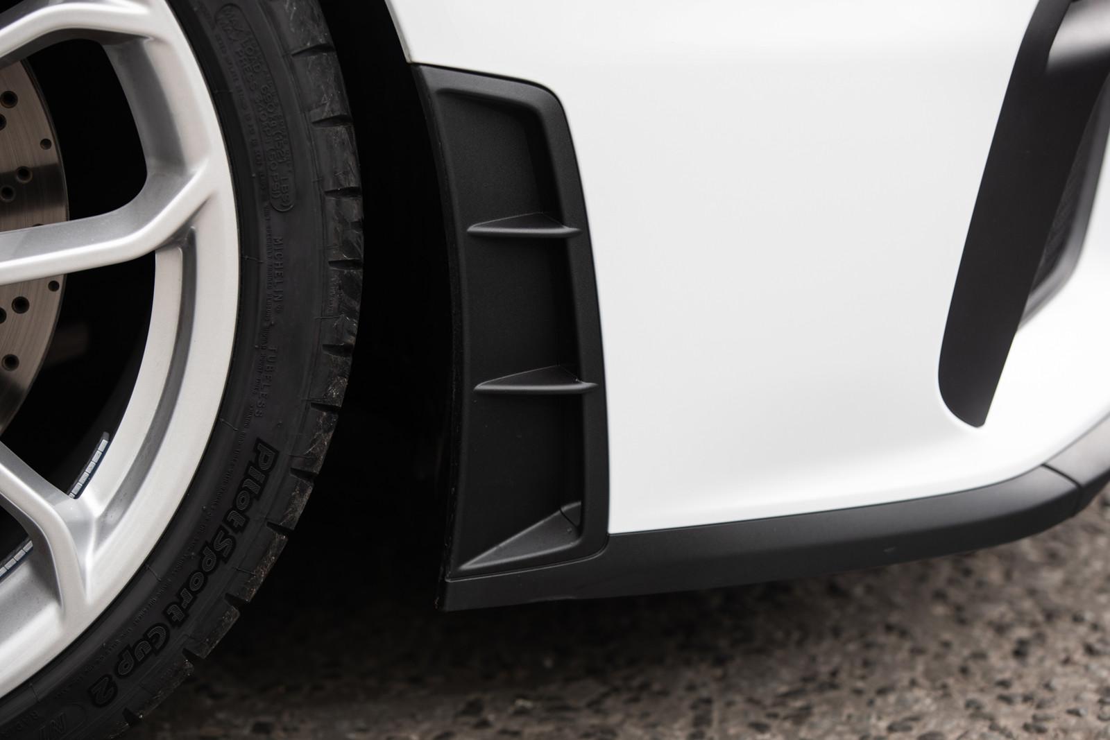 Foto de Porsche 718 Spyder (prueba contacto) (65/296)