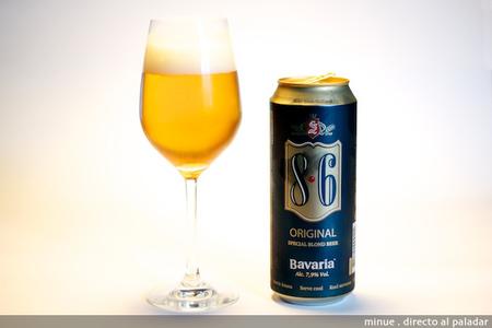Bavaria 8.6 original - cerveza