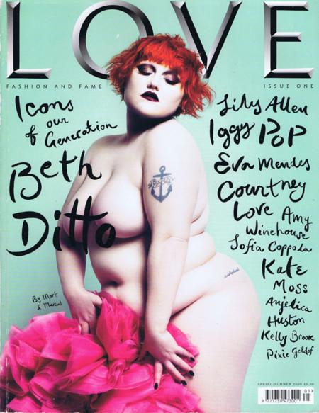 Beth Ditto Love