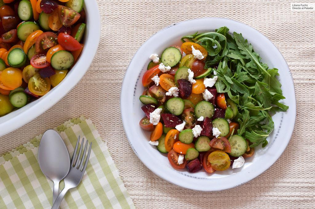 Comer sano en Directo al Paladar (LXXXI): el menú ligero del mes