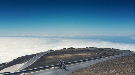 Ciclismo Carretera Parque Nacional Nubes