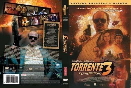 'Torrente 3, El Protector' a la venta en DVD desde el 19 de abril