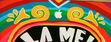 Así es Apple Vía Santa Fe, la primera Apple Store en México