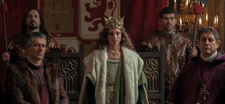 El regreso de 'Isabel' no puede destronar a 'La Cúpula'