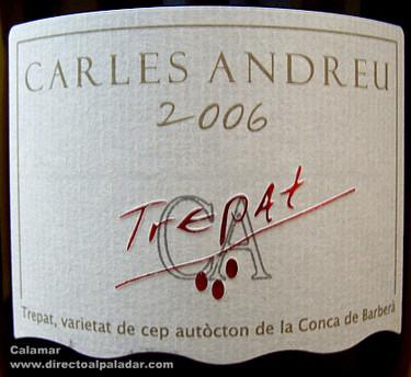 Carles Andreu Trepat 2006