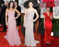 Todas las invitadas a los Golden Globes 2010 (II)