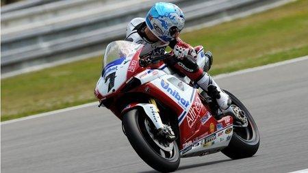 Checa saldrá tercero en Brno