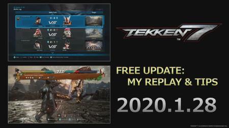 Tekken 7 - Actualización
