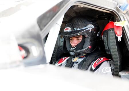 Carlos Sainz Audi 9
