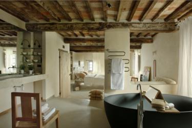 Hotel Monteverdi, aires rural chic en el corazón de la Toscana