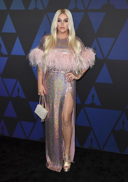 Kesha premios gobernador