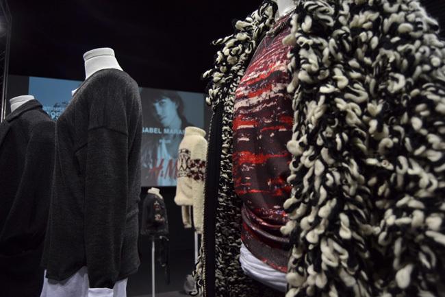 Foto de Isabel Marant para H&M, la colección en el showroom (21/41)
