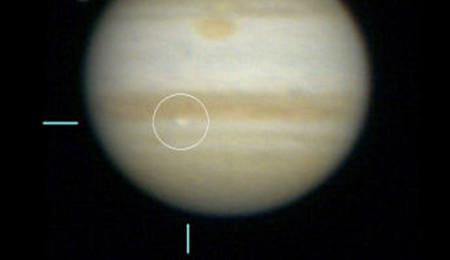 Impacto sobre Júpiter de agosto de 2010