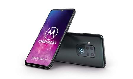 Amazon vuelve a tener el Motorola One Zoom más barato que ninguna tienda: esta semana lo tienes por 269,90 euros