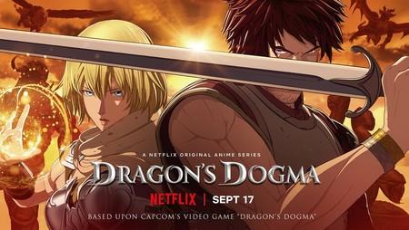 Aquí está al asombroso primer tráiler de la serie anime de Dragon's Dogma que se estrenará en Netflix