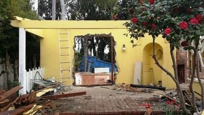 Derriban la casa donde Ray Bradbury vivió durante más de cincuenta años