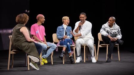 Apple celebra un evento interno con Jaden Smith y su familia centrado en el medio ambiente