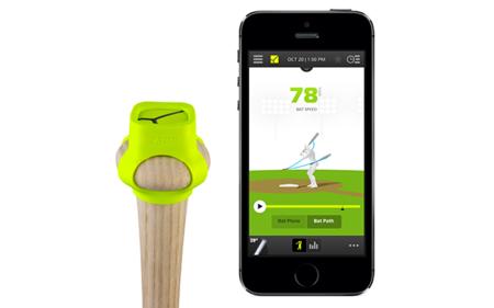 Zepp Sport, un sensor para los beisbolistas, tenistas y golfistas