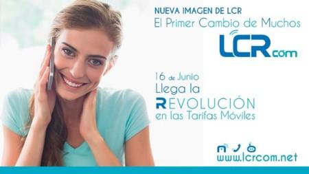 LCR completa sus tarifas de contrato con 1 GB y distintos bonos de minutos