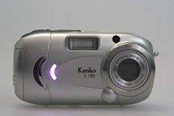 Z510 de kenko, cámara con juegos