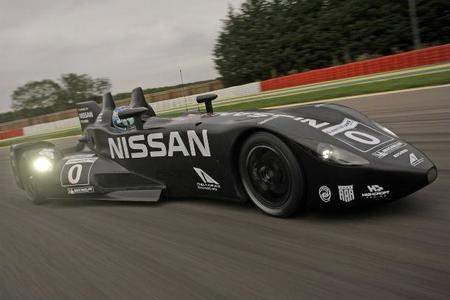 El prototipo de carreras Nissan Delta Wing premiado por su innovación