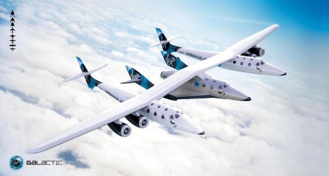 Vía libre de la FAA para que el SpaceShipTwo de Virgin Galactic vaya al espacio