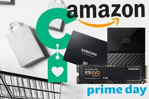 Amazon Prime Day 2019: las mejores ofertas en discos duros de todo tipo