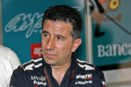 Jorge Martínez Aspar irá el martes a negociar con Aprilia