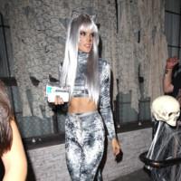 Alessandra Ambrosio Halloween 2014