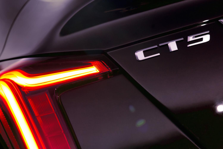 Foto de Cadillac CT5, adelanto (4/8)