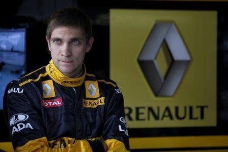 Vitaly Petrov seguirá al menos otros tres años en la Fórmula 1