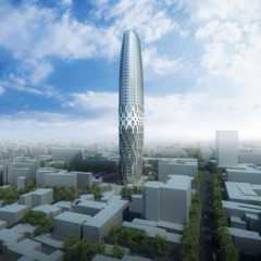 Foto 2 de 2 de la galería dorobanti-tower-by-zaha-hadid-architects-rumania en Trendencias