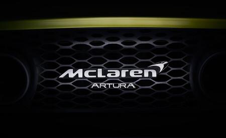 McLaren Artura: la nueva bestia híbrida enchufable de Woking ya tiene nombre y llegará en 2021
