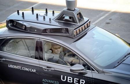Volvo Coche Autonomo Uber 3