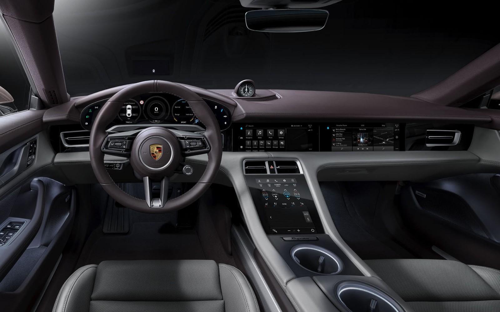 Foto de Porsche Taycan 2021 (1/10)