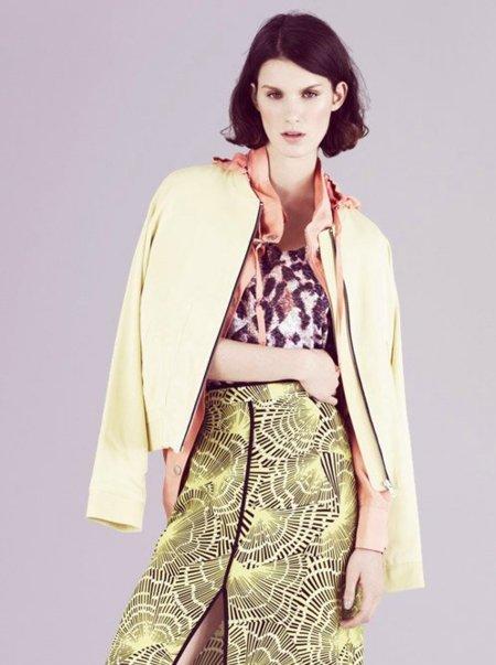Catálogo Topshop Primavera-Verano 2012: las tendencias de las pasarelas a tu alcance