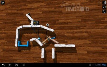 Apparatus, juego de construcciones