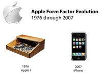 Diseño Apple: treinta años de evolución