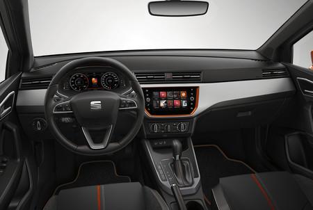 Seat Arona Interior
