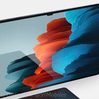 Se filtra la Samsung Galaxy Tab S8 Ultra: gigante y con notch