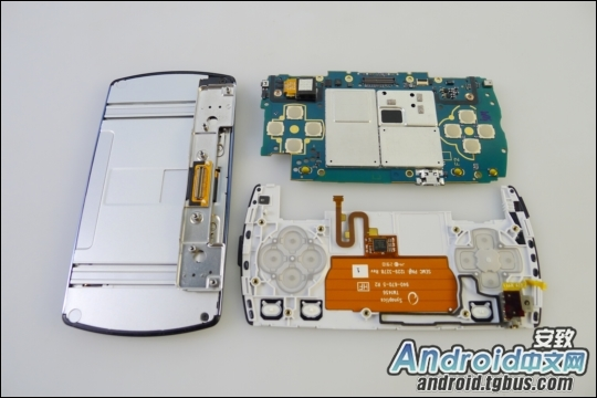 PSP Phone inside
