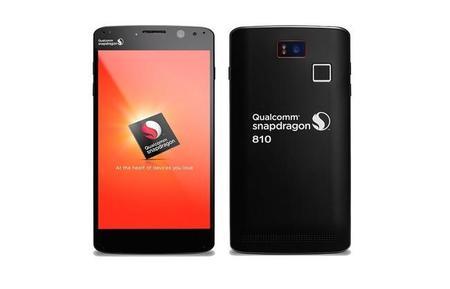 Qualcomm Snapdragon 810 Smartphone Mdp