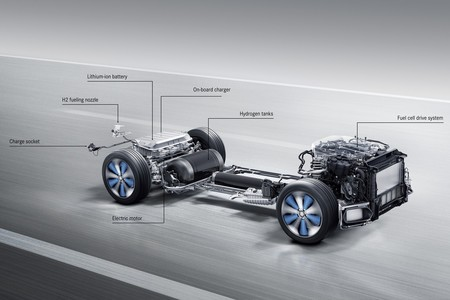 Mercedes Benz Glc F Cell 19