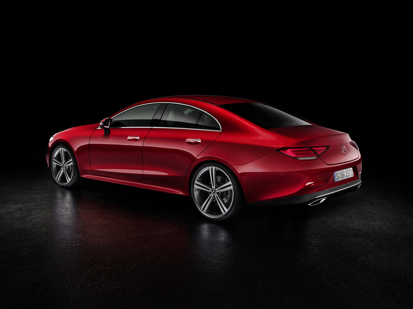 Foto de Mercedes-Benz CLS Coupé 2018 (4/56)