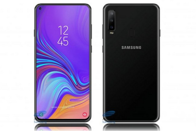El Galaxy A8s sería el encargado de estrenar las pantallas perforadas de Samsung, LCDs fabricadas por BOE