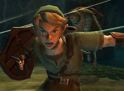 Nuevas imágenes y vídeo del nuevo Zelda