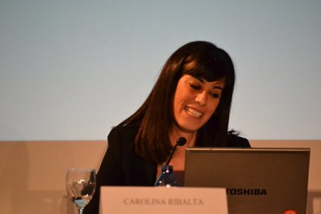 Carolina Ribalta Jornadas Blogs de moda