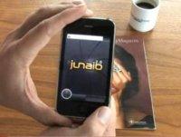 Realidad Aumentada en revistas gracias a Junaio