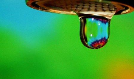 Yo voto por beber agua del grifo